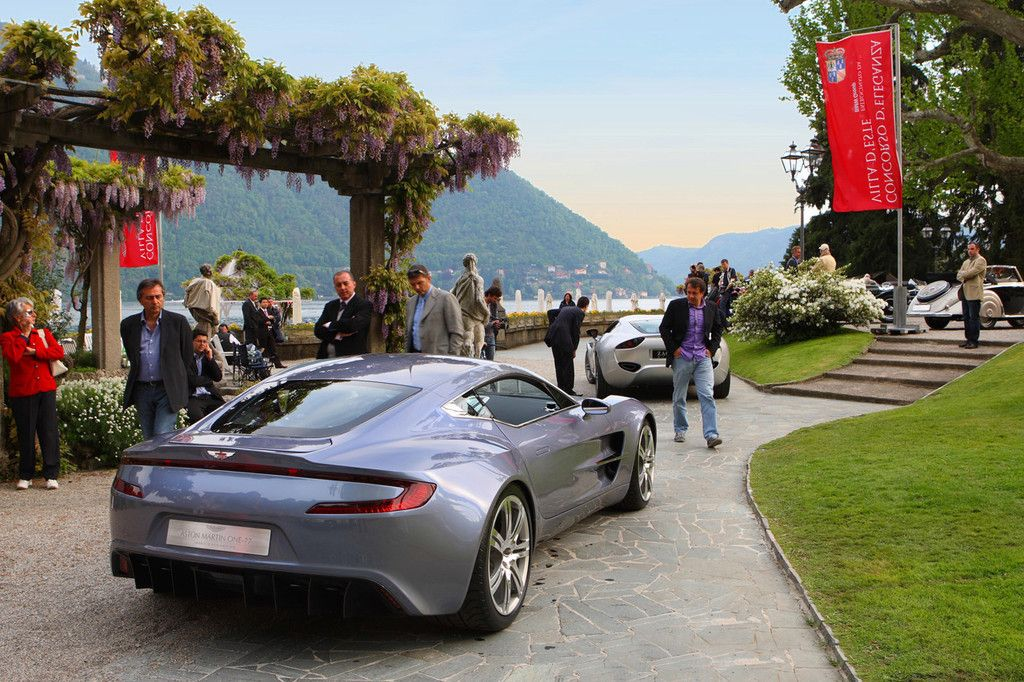 Foto de Aston Martin One-77 (5/20)