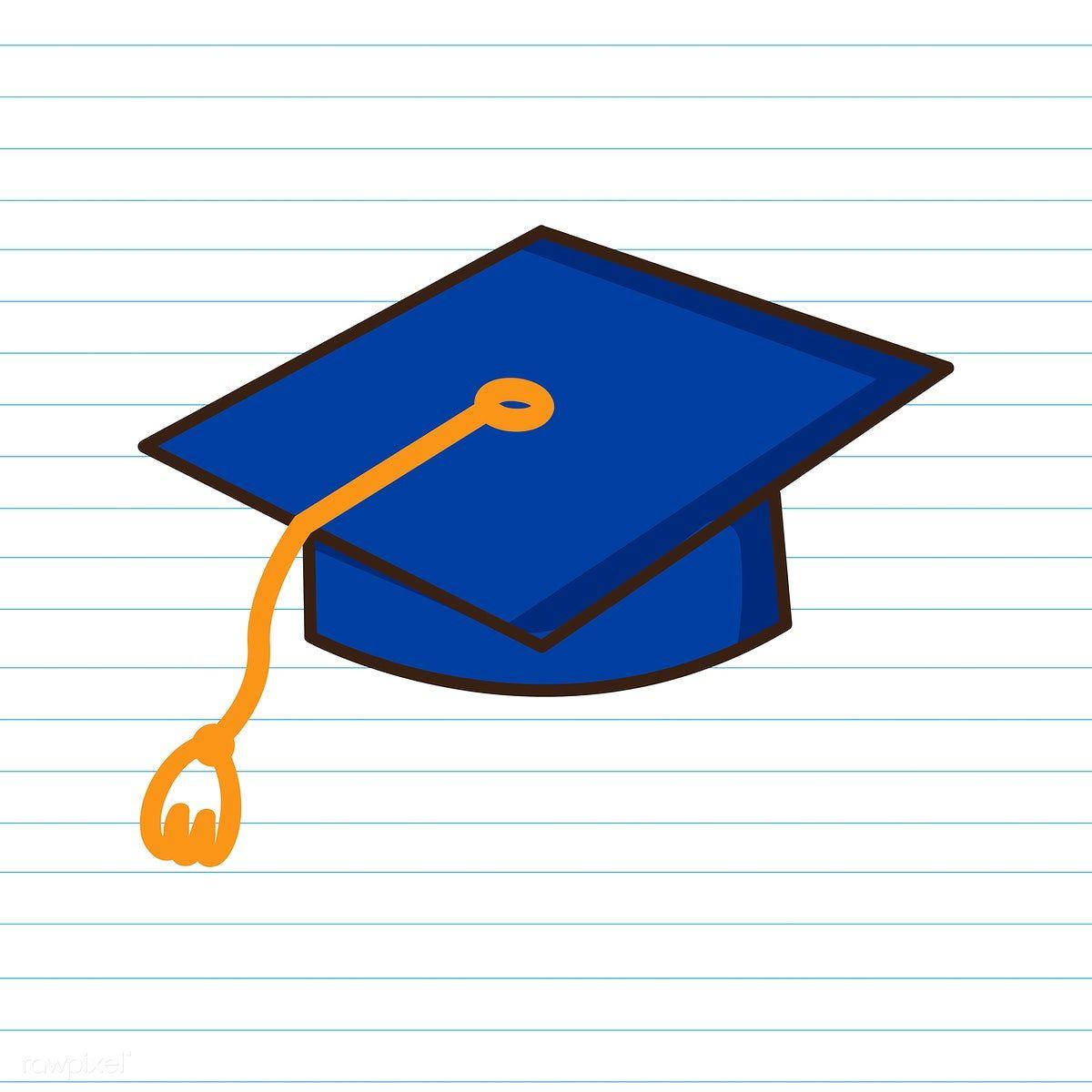 21++ Blue graduation hat clipart ideas in 2021