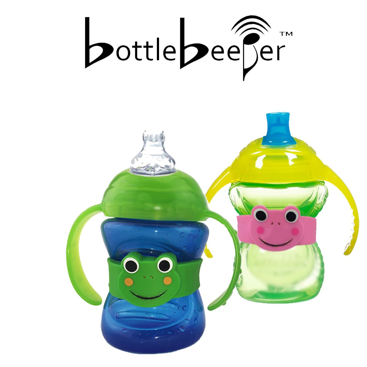 A SIMPLE solution to help find your child's lost baby bottle or sippy cup!