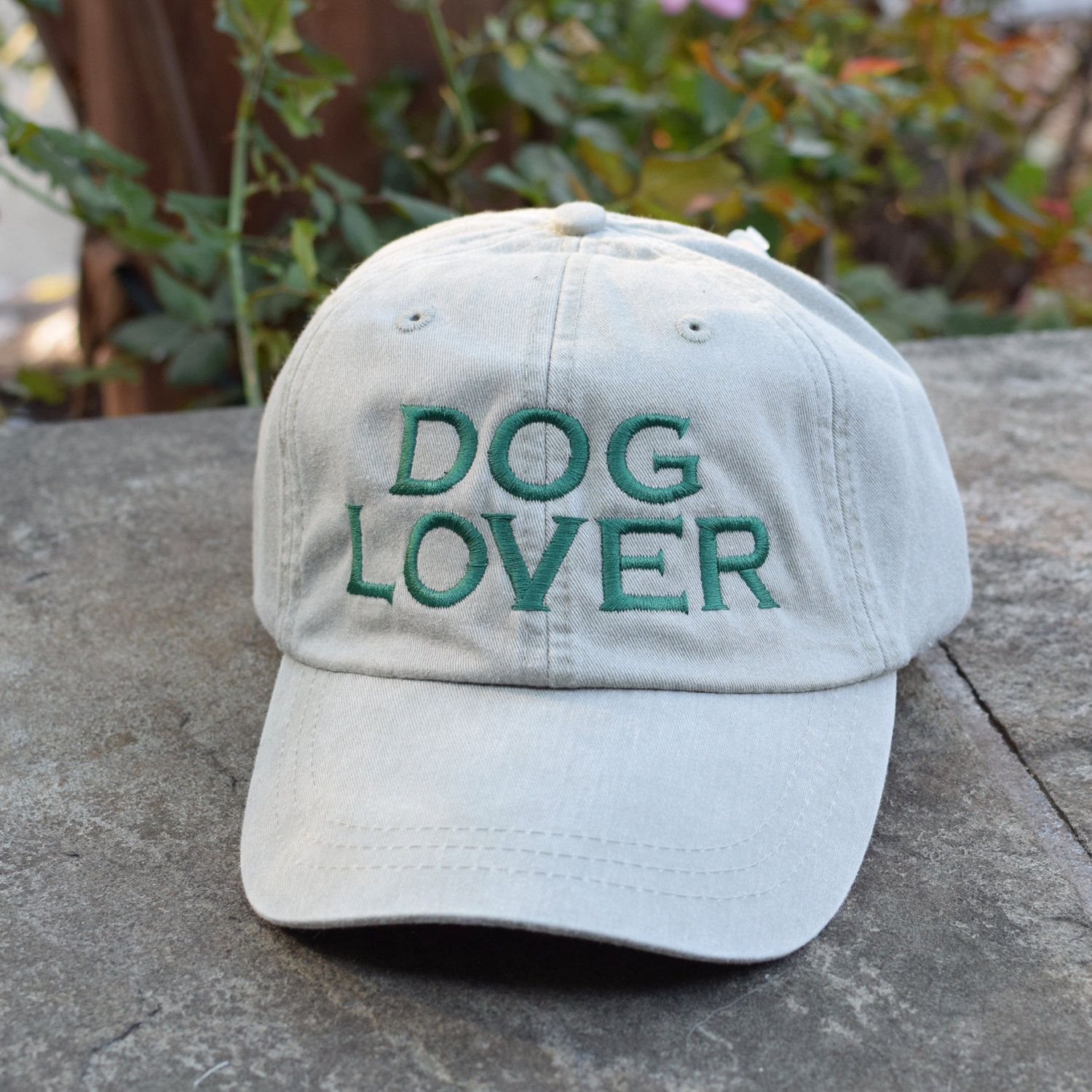 5ae2b2b1920 Dog Lover Baseball Cap
