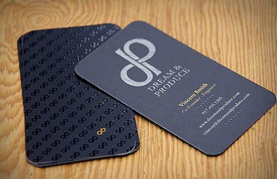 20 IMPRESSIVE ROUND CORNER BUSINESS CARD DESIGNS | Graphic Designs ...