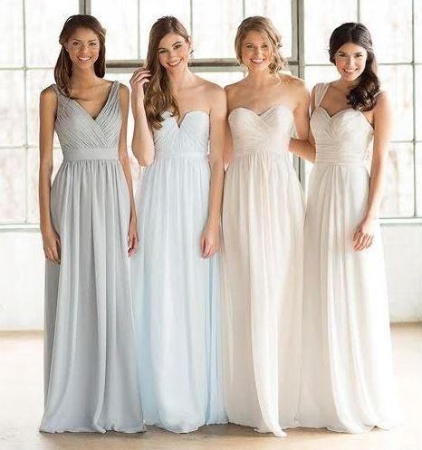 6d1ab17ee Vestidos para damas de honor - Las mejores tendencias