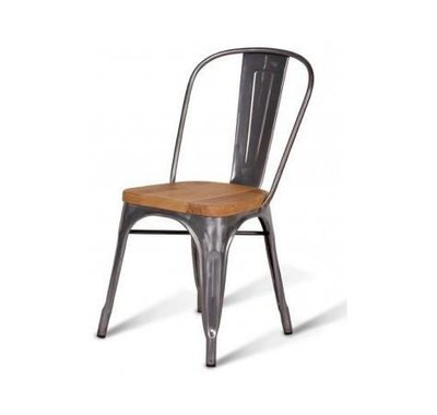 Williston Forge Gurrola Dining Chair Dining Chairs Chair Source Tolix Chair
