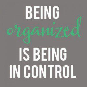 Organize Quotes Funny