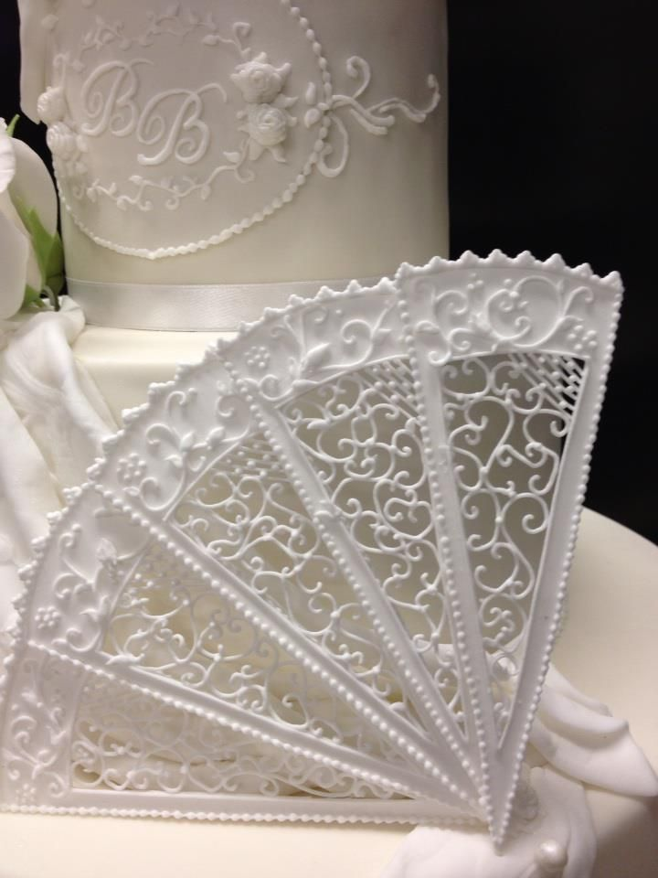 lace templates for cakes - books on royal icing google search lace other