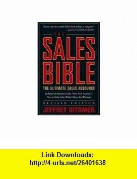 Sales Bible Pdf