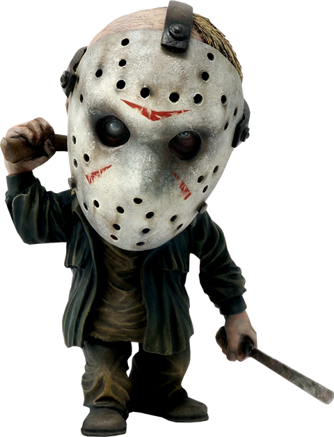 Friday The 13th Jason Voorhees Deluxe Version Vinyl Sideshow Collectibles Jason Voorhees Friday The 13th Jason Voorhees Art