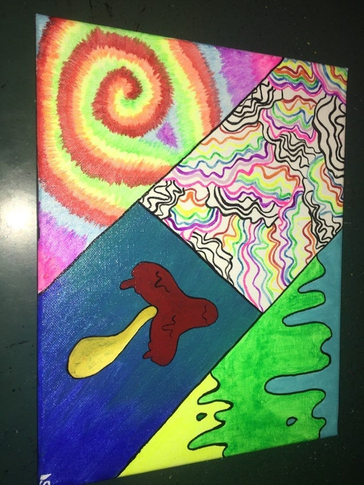 Trippy Painting Trippy Painting Art Drawings Simple Doodle Art Designs Are you searching for led light png images or vector? trippy painting art drawings simple