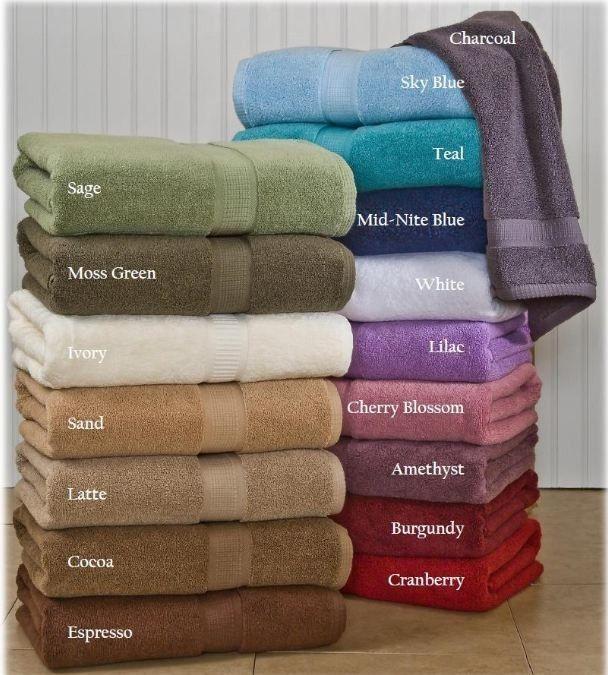 Bloomberg Terry Cloth Bath Sheet Bath Towels Towel Bath Sheets