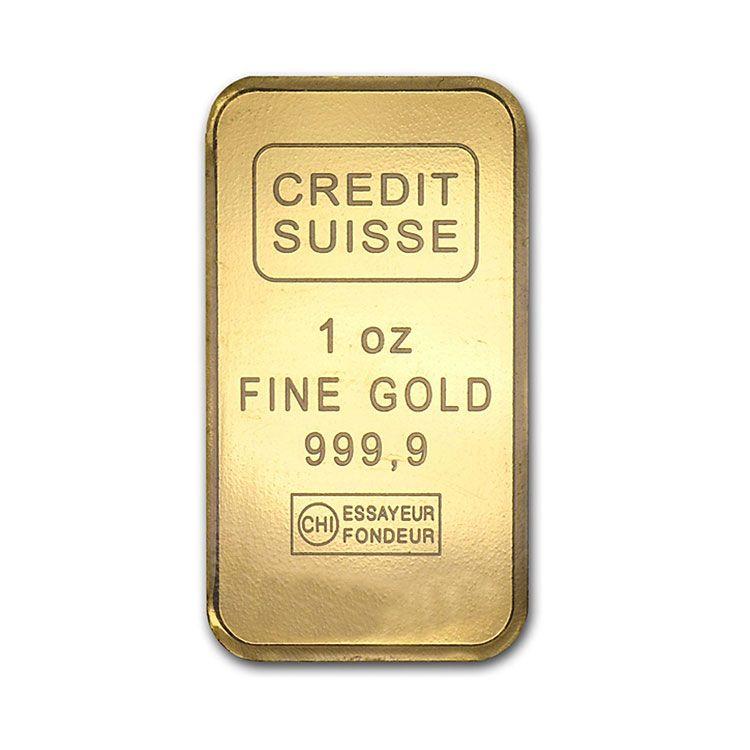 Credit Suisse Gold Bar Credit Suisse Gold Bar Gold Price