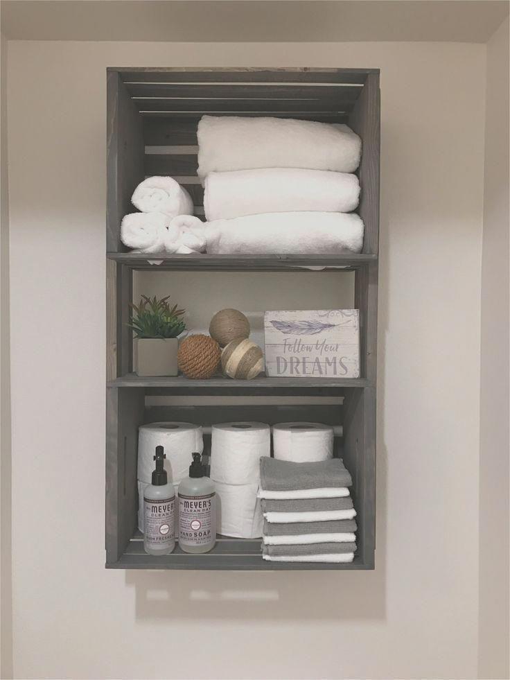 Badezimmerschrank Für Handtücher