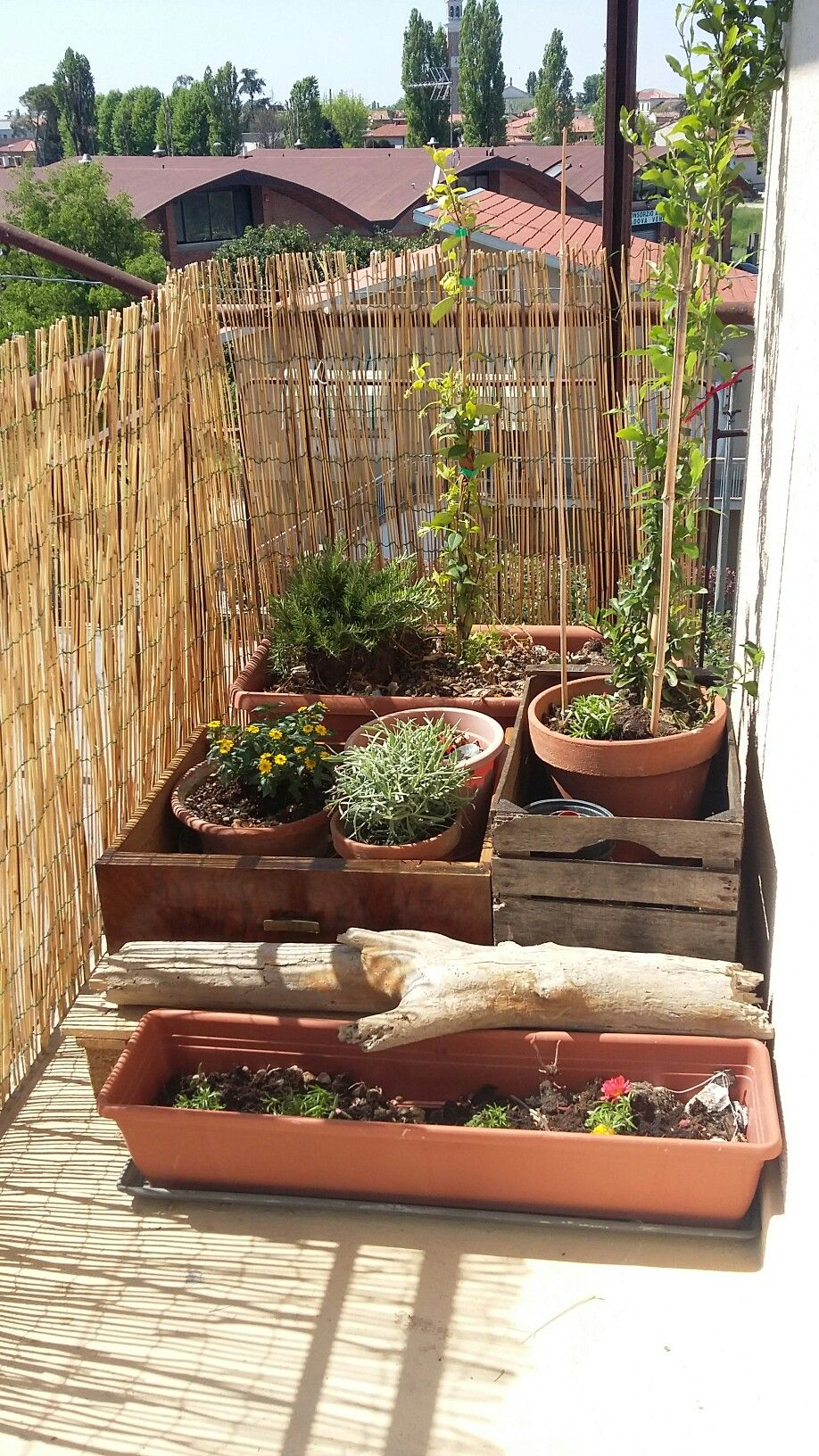 Arredare la terrazza con oggetti riciclati!   Oggetti ...