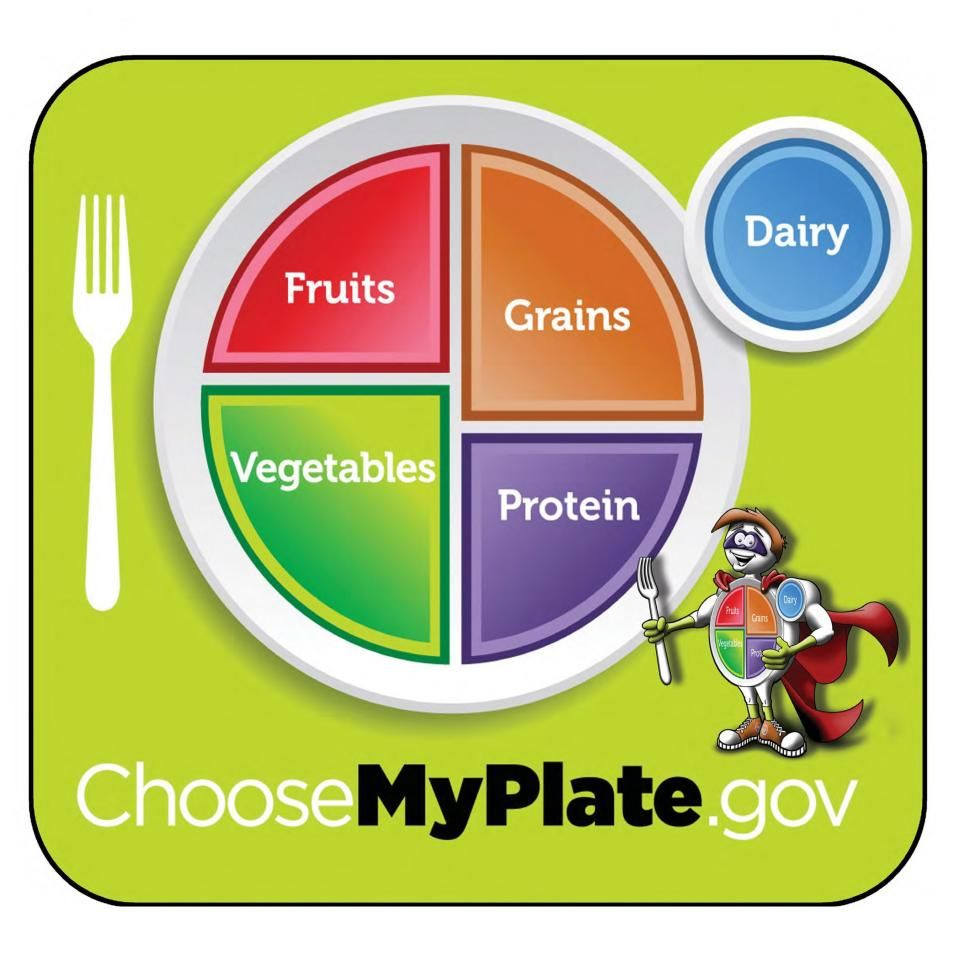 11 4006 Large Format Teaching Cards Myplate Nutrition Healthy Eating Plate Healthy Lunches For Kids Super Healthy Kids