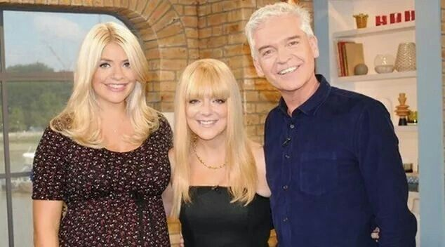 Holly and phil with sheridan smith