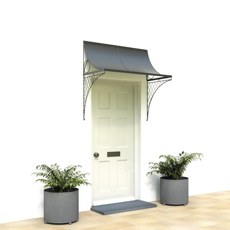Victorian Canopies Door & A Canopy Or Porch Can Provide