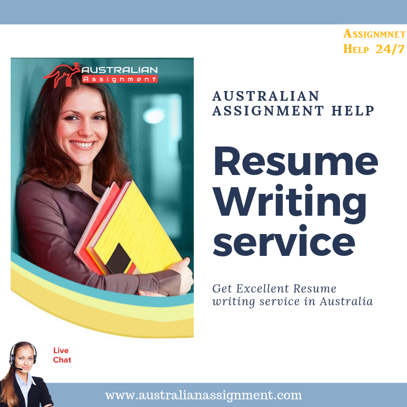 Australian assignment help Resume writing services