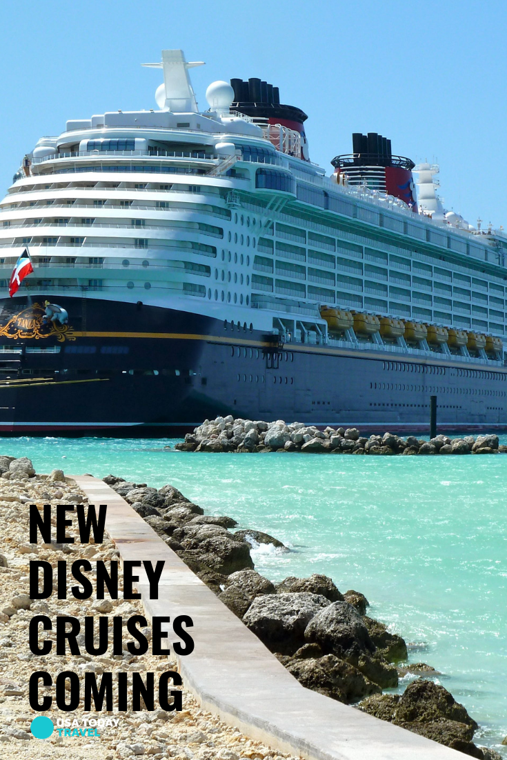 Disney Cruise 2020.Disney Cruise Line Unveils Cruises Destinations In 2020