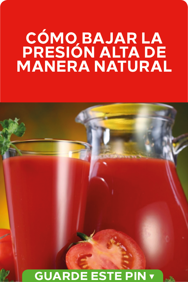 Presion alta remedios naturales