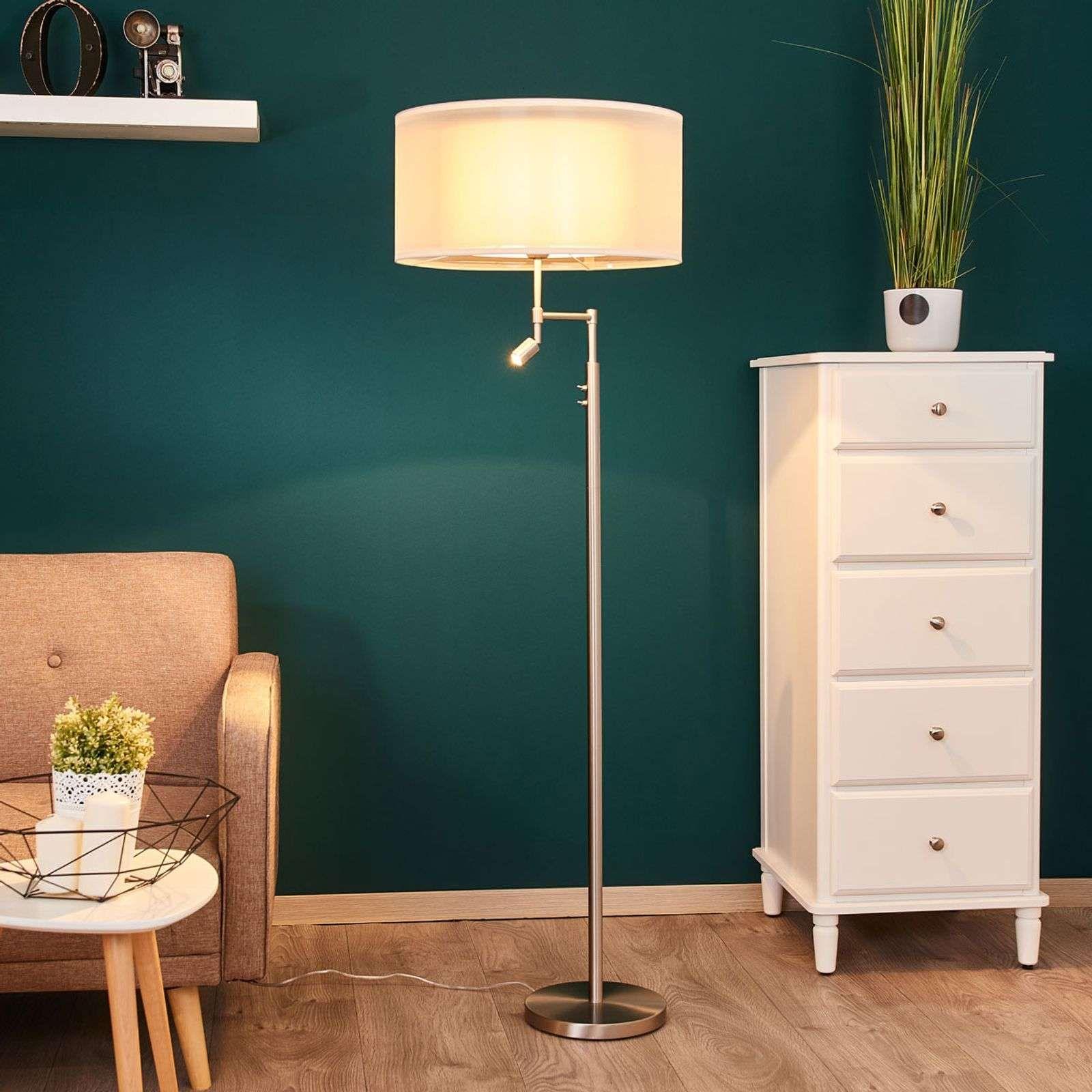 Moderne Stehlampen Wohnzimmer Stehlampe Holz Dreibein Kleine