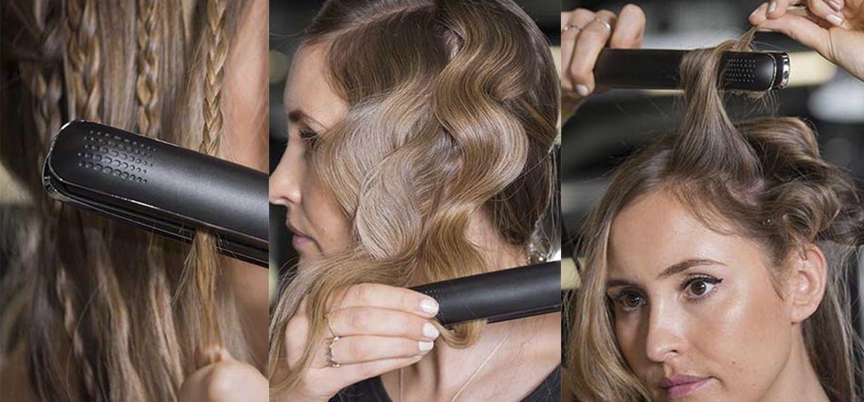 смело прически утюжком на средние волосы картинки любите