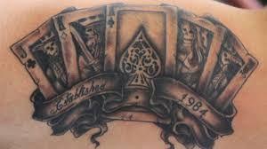 Tattoo Cards -