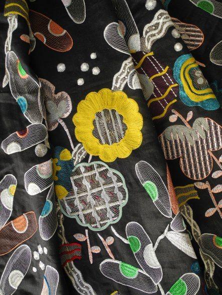 mon paris des tissus et des papiers peints tissu pierre frey textiles et fabric. Black Bedroom Furniture Sets. Home Design Ideas