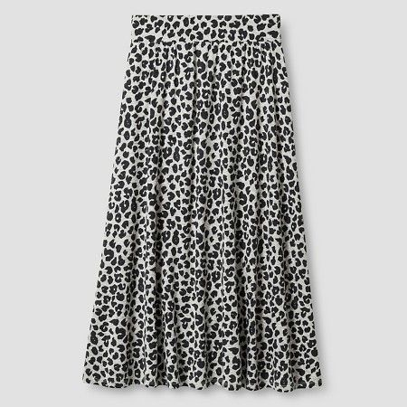 a015e24c7 Target Cat & Jack Animal Maxi Skirt S | Lily's Stuff | Skirts, Girl ...