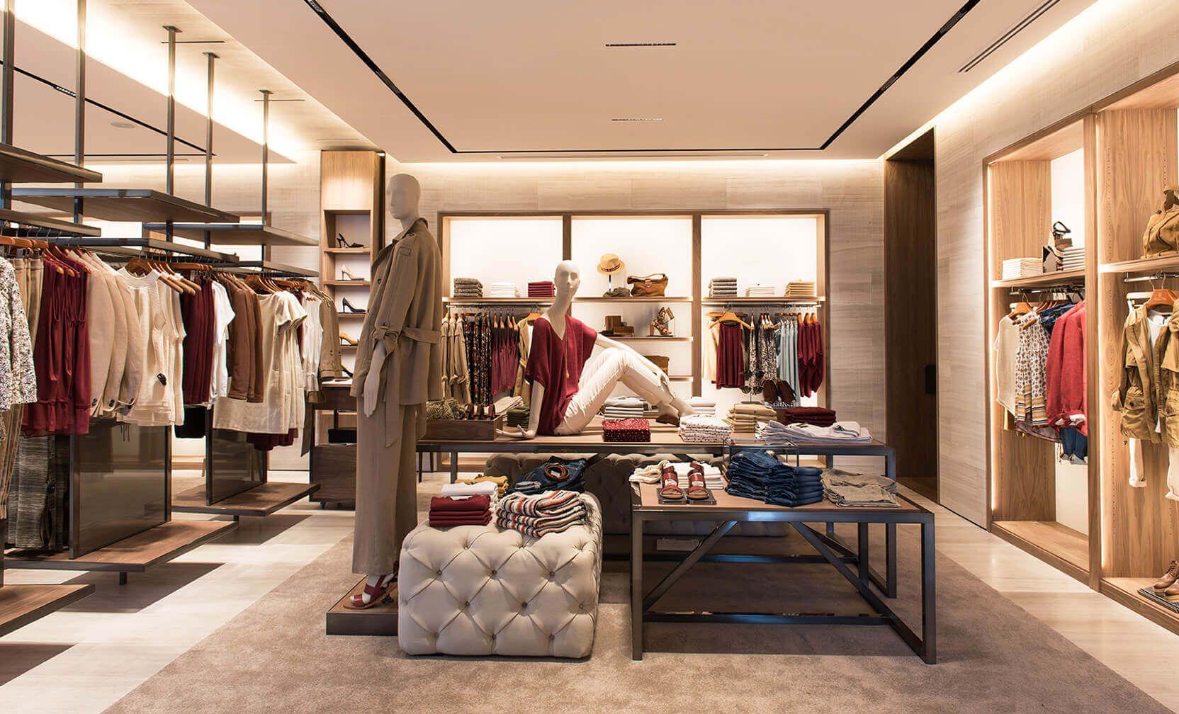 Massimo Dutti Barcelona Tiendas Windowswear Massimo Dutti  # Muebles De Massimo Dutti