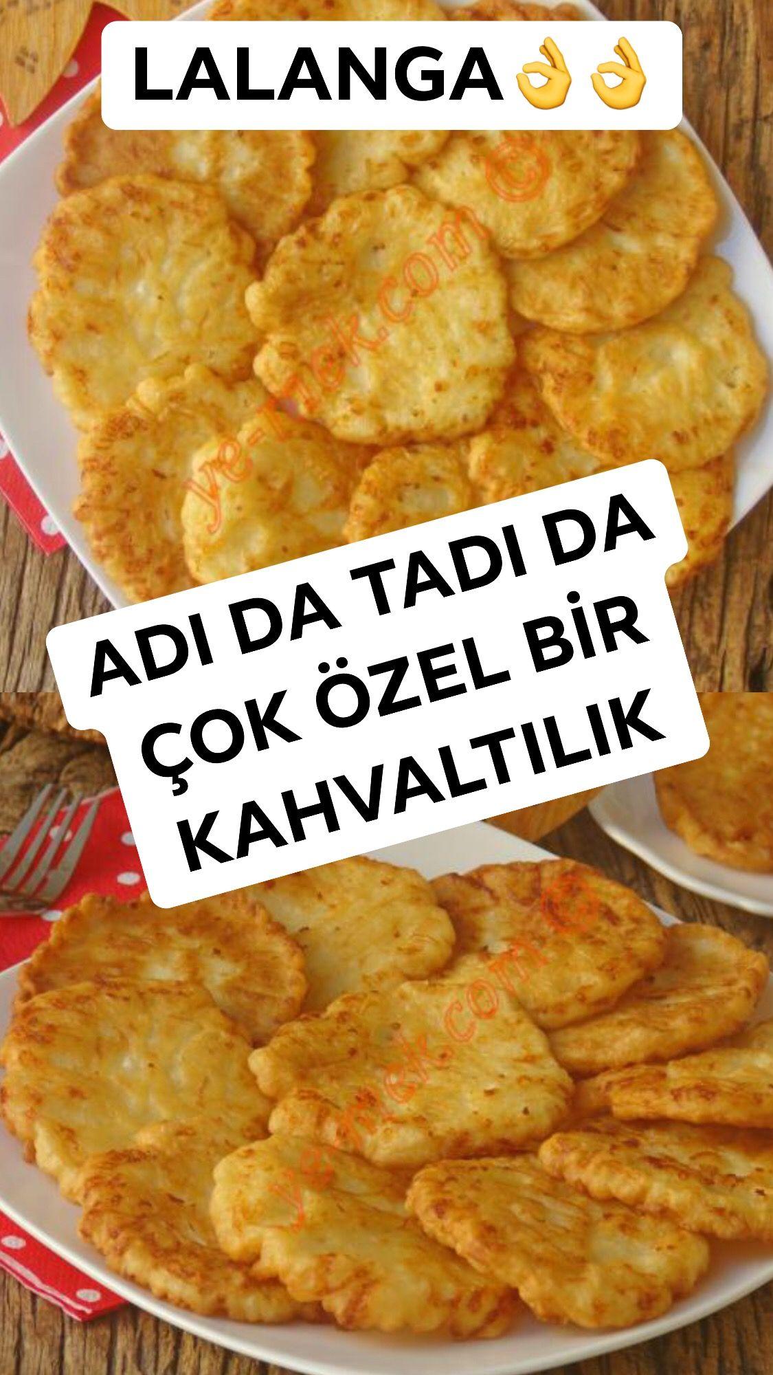 Lalanga Tarifi ADI DA TADI DA ÇOK ÖZEL BİR KAHVALTILIK Karsın en özel lezzetlerinden Adı da TADI da çok özel bir kahvaltılık TARİF