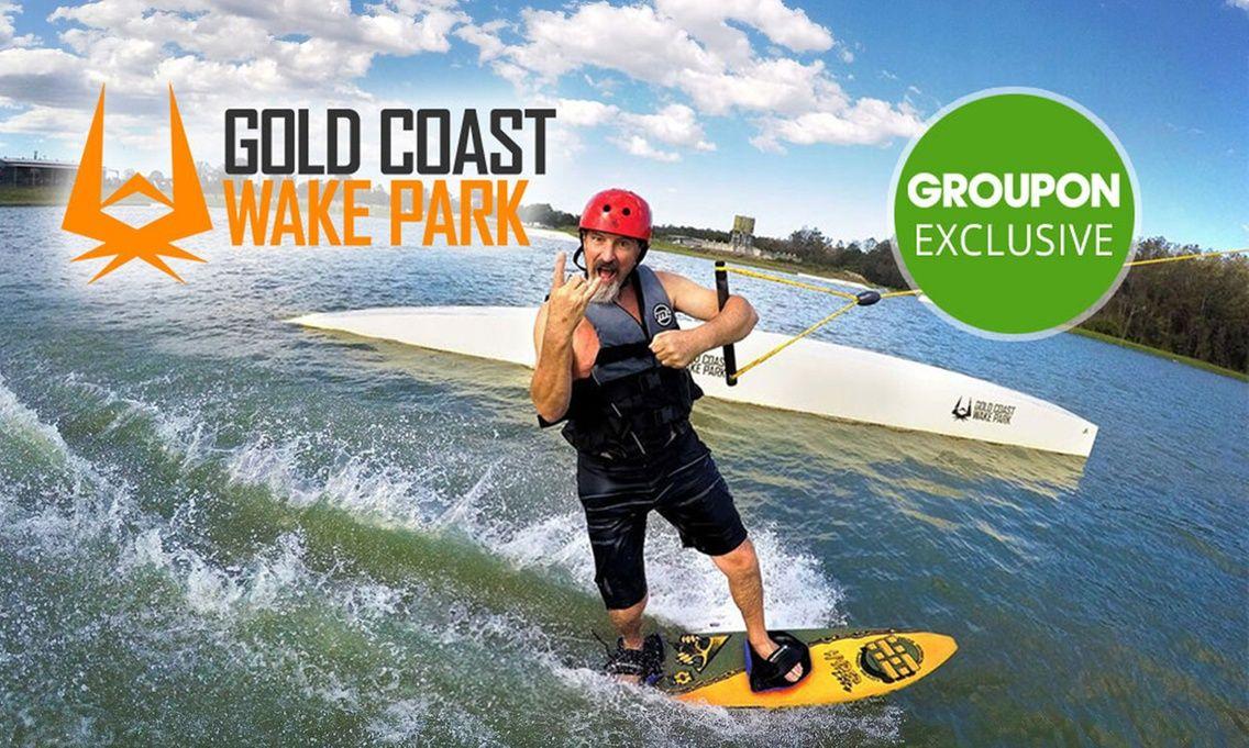 1Hr Wakeboarding or Kneeboarding Wakeboarding