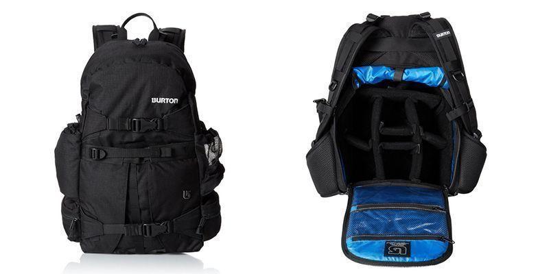 Burton Zoom Pack - Burton Camera Backpacks - DSLR Backpacks - Burton Camera  Bags 69dff9812d321