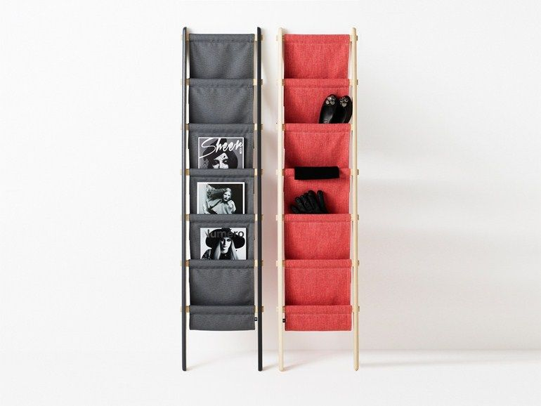 porte revues meuble chaussures en bois massif plisado by karl andersson s ner design. Black Bedroom Furniture Sets. Home Design Ideas