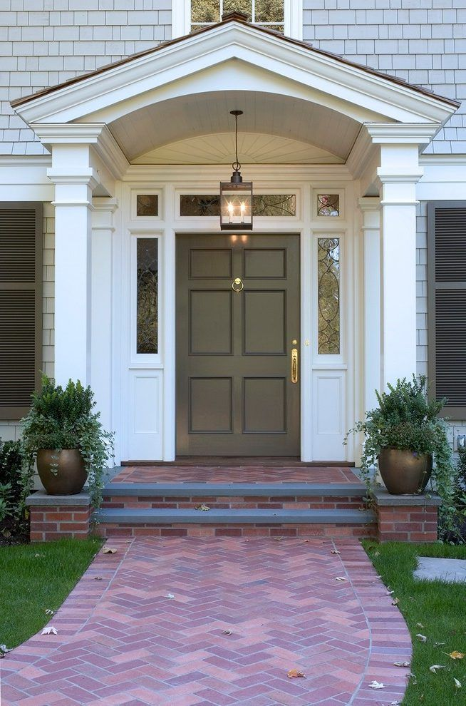 Image Result For Transom Portico Colonial House Exteriors Portico Design Colonial Exterior