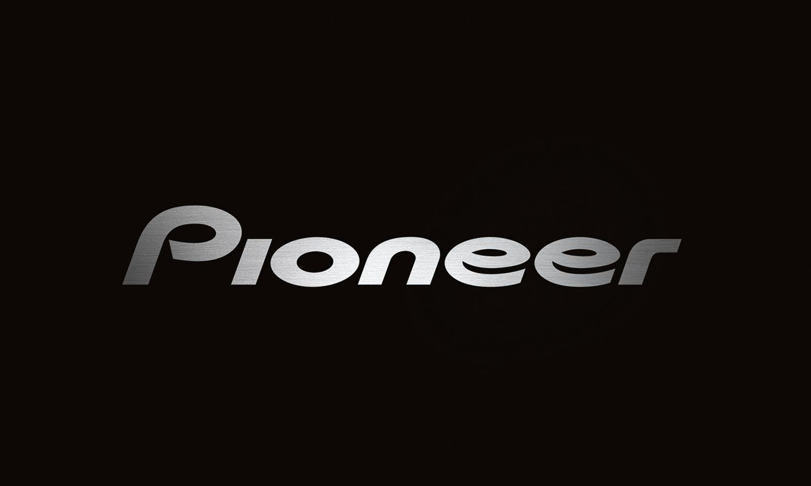 pioneer logo hd wallpaper widescreen