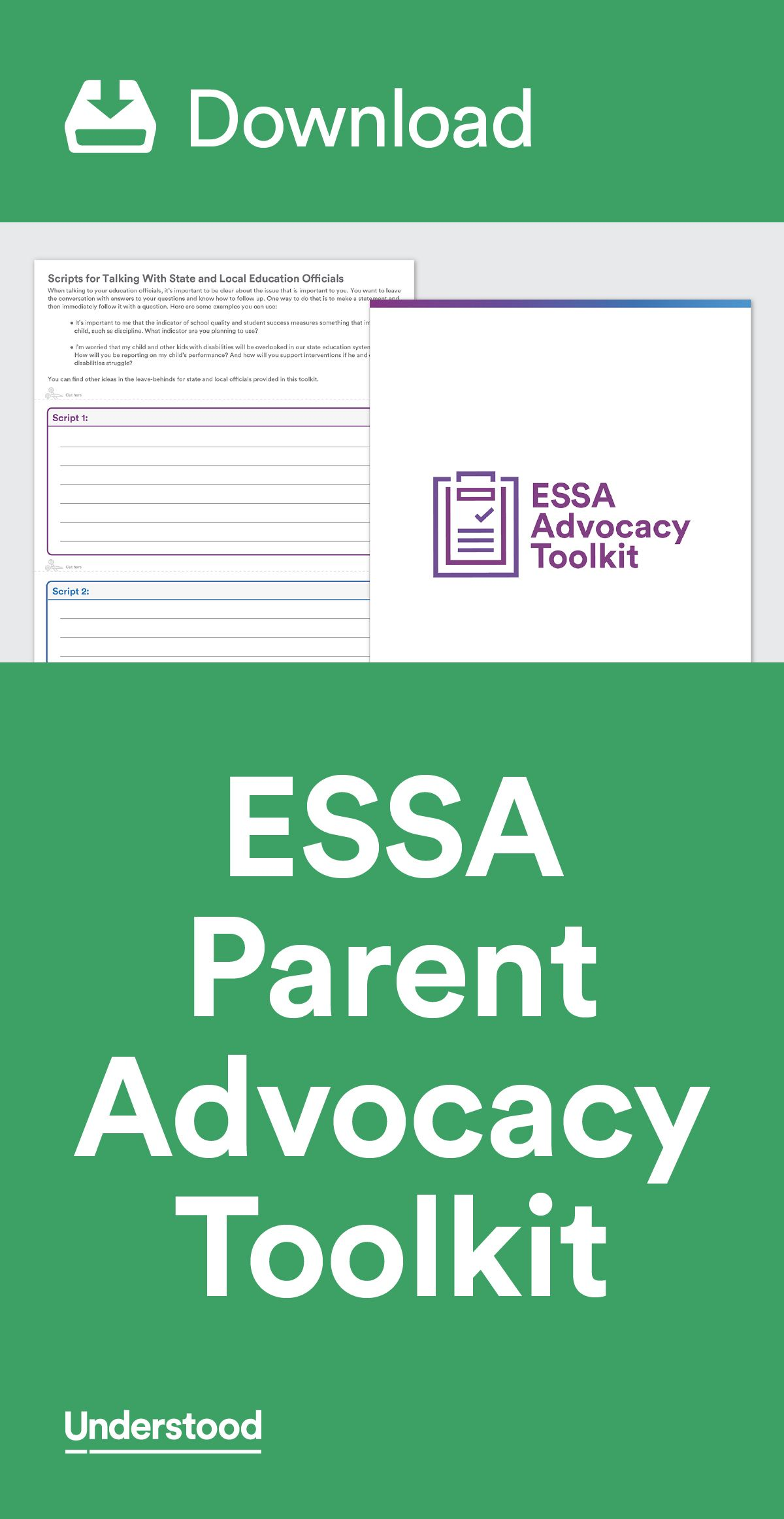 The Every Student Succeeds Act Essa Is The Nation S New Education Law Essa Was Speech Therapy Activities Language Education Laws Language Therapy Activities