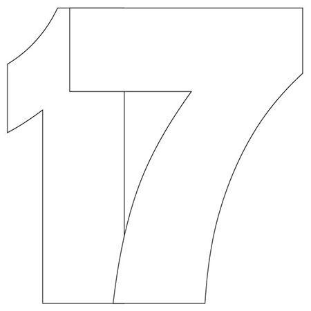 17 Shaped Card Moldes De Letras Disenos De Letras Moldes De Caja
