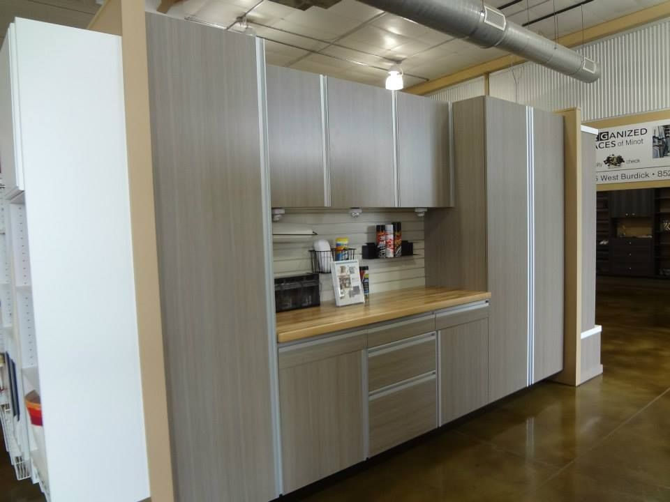 Examples Of Our Work | Custom Garage Space | Organized Spaces of Minot - Minot, ND