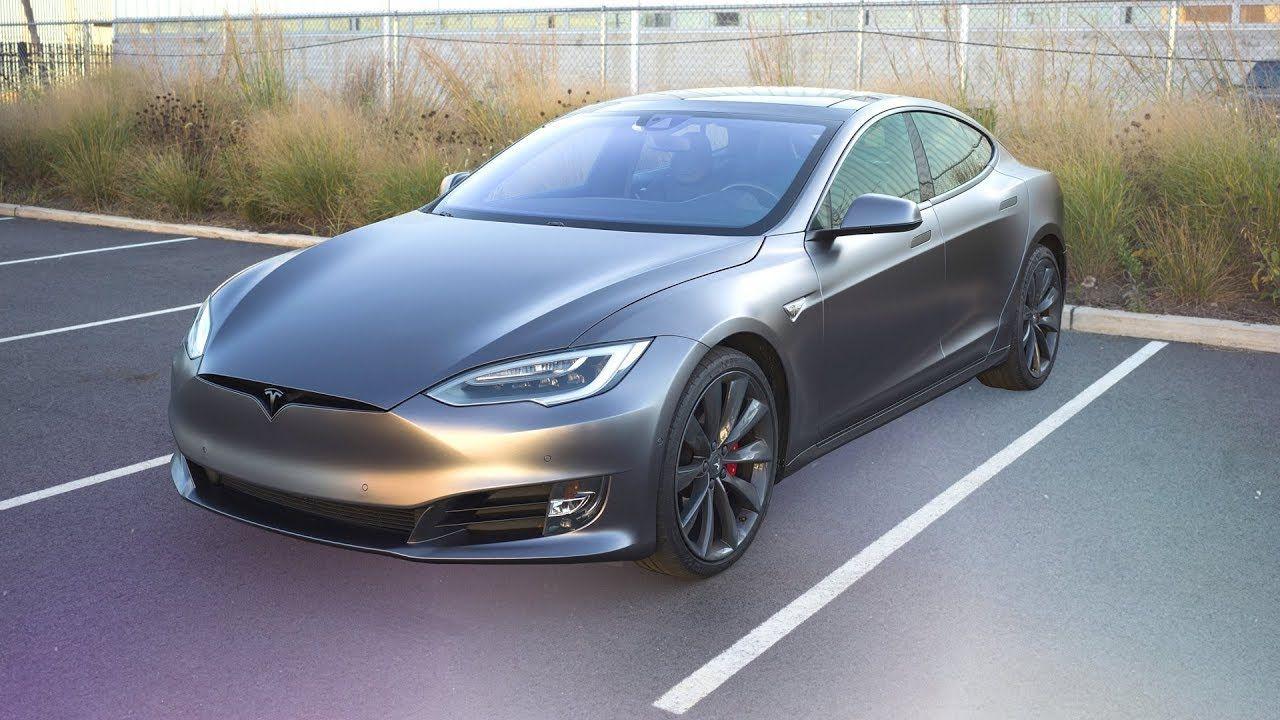 Space Gray Tesla Model S Wrap Tesla Model S Tesla Model Tesla