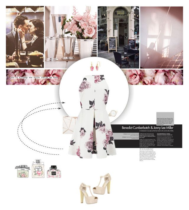 """""""Cotton Candy Dreams"""" by anettismyname ❤ liked on Polyvore"""