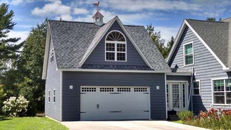 Buy a Two Story 2 Car Garage with Apartment Plans | Garage builders ...