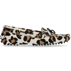 Mocasines con estampado de leopardo (36,37,38,39,40,41,42)