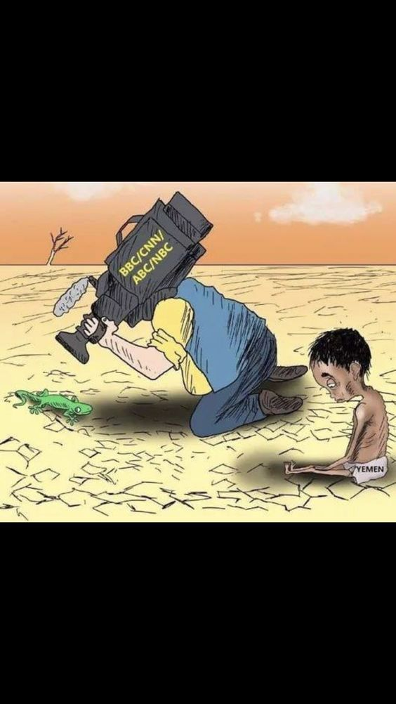 This is what is happening every day. Sad but true
