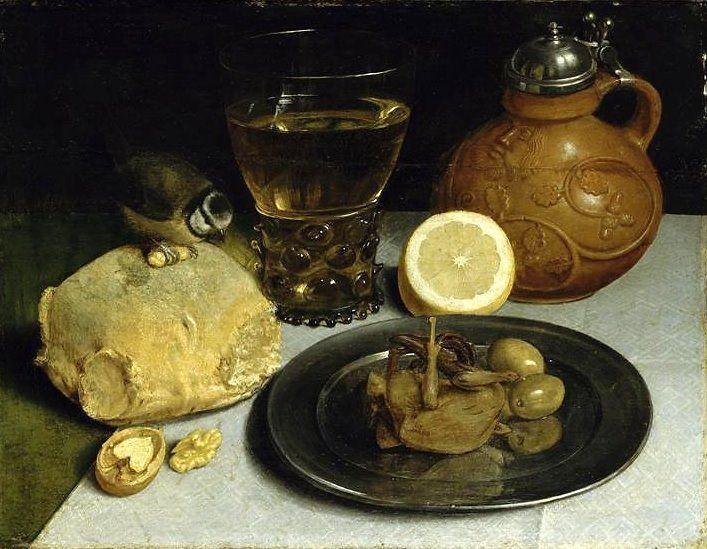 / / . Still Life . Georg Flegel . 1566-1638