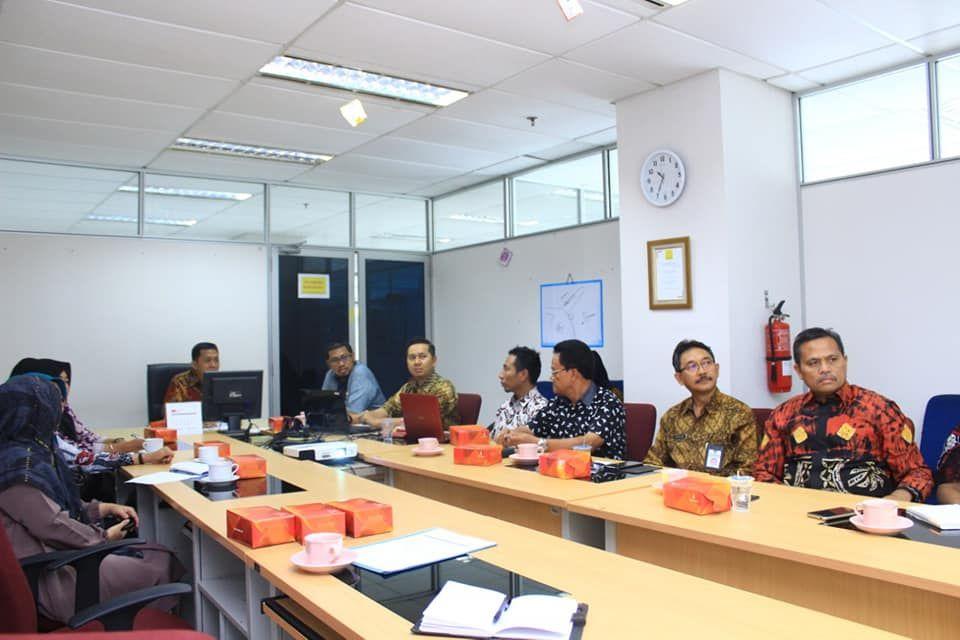Badan Pajak Dan Retribusi Daerah Provinsi Dki Jakarta Menerima Kunjungan Kerja Dari Badan Pengelolaan Pajak Dan Retribusi Daerah Kabupaten Tabalong Dan B Ruangan