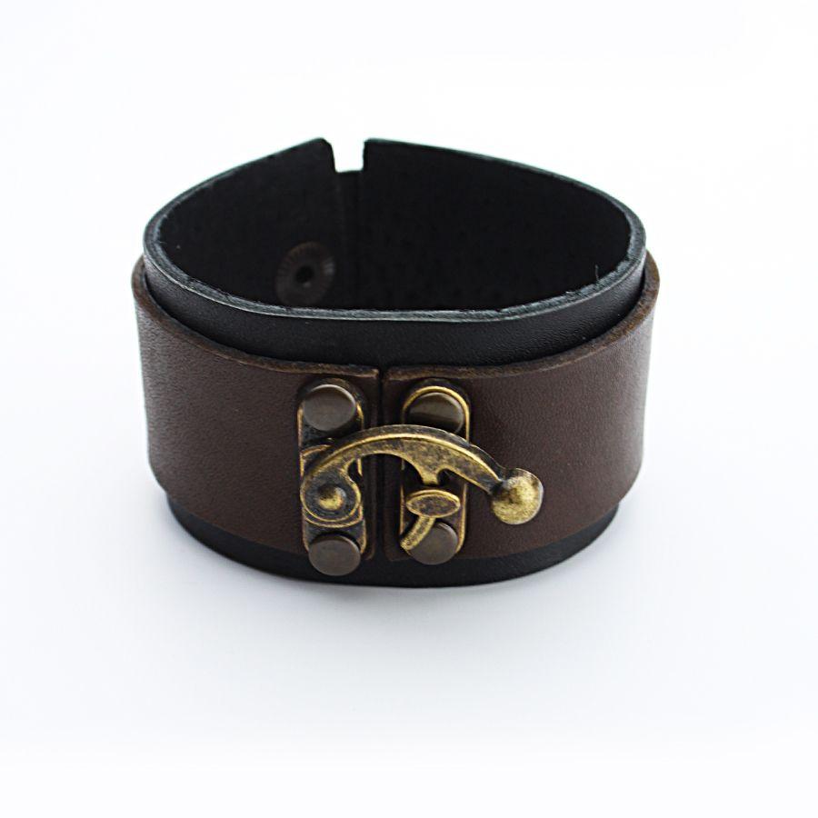 9c9f6ec85ff Купить мужские кожаные браслеты на руку в Mrjones.ru!