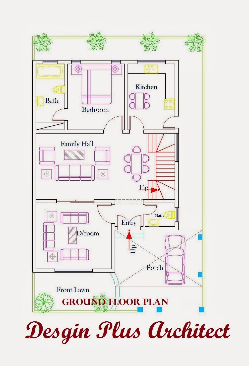 Home plans home plans in pakistan home decorating 2d for Architecture design for home in pakistan