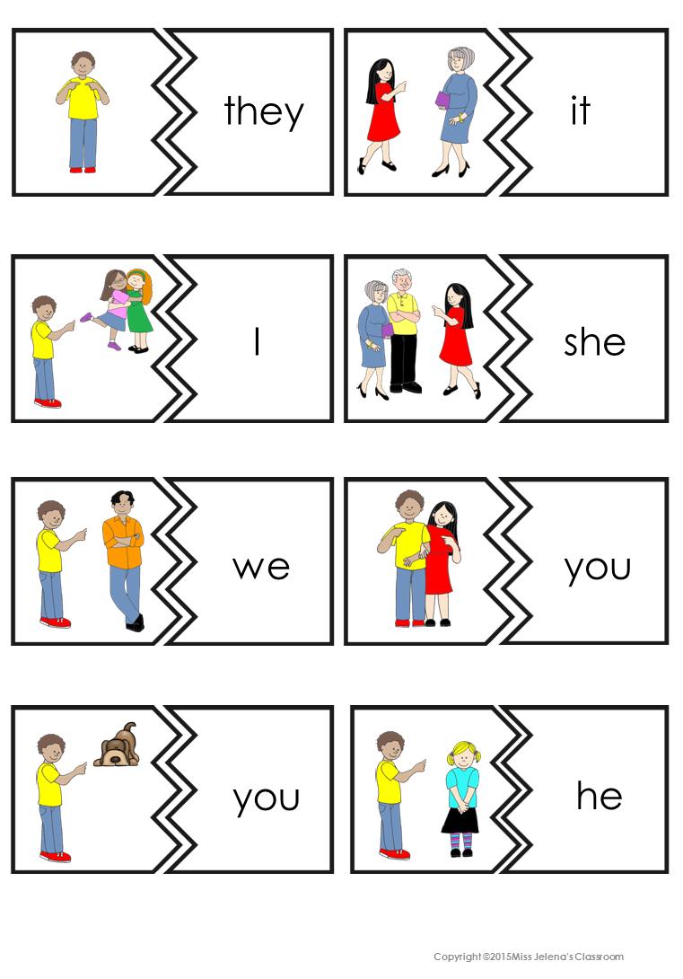 Personal Pronouns Worksheet Pronoun Worksheets Pronoun Worksheets Kindergarten Personal Pronouns [ 2560 x 2560 Pixel ]