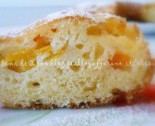 Ciambella pesche e albicocche – Ricetta torta albicocche senza burro