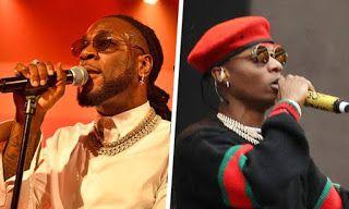 Wizkid And Burna Boy Win Big At 2020 Mobo Awards Mobo Awards Singer Grammy Awards