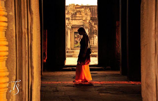 Liz...Angkor Wat, Siem Reap, Cambodia by Dan & Luiza from TravelPlusStyle.com, via Flickr